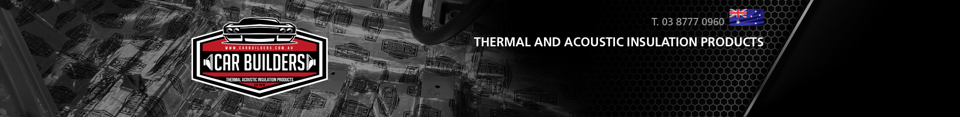 Car Builders - Thermal & Acoustic Insulation Products