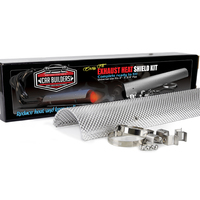 Exhaust Heat Shield Kit